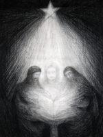 Emmausgangers - formaat 60 x 80 cm