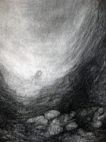 Gethsemane - formaat 60 x 80 cm