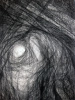 Kruisdraging - formaat 60 x 80 cm